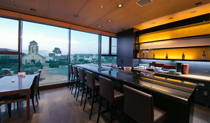 Seaside hotel maiko villa kobe for Asian cuisine ocean pines